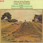 康特魯伯:阿維農之歌、 蕭頌:愛與海之詩曲 ( 180 克 LP )<br>安赫麗絲,女高音 / 尚-皮耶.賈奎拉 指揮 拉穆盧管弦樂團<br>Canteloube: Songs Of The Auvergne / Chausson: Poeme de l'amour et de la mer<br>Victoria De Los Angeles / The Lamoureux Orchestra, P
