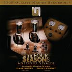 鐵膽四季 The Four Seasons - Antonio Vivaldi  (Hybrid SACD)<br>Los Angeles Chamber Orchestra, Gerard Schwarz