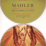 【CR 絕版名片】馬勒︰第二號交響曲「復活」( 200 克 2LPs )<br>亞布拉凡尼爾 指揮 猶他交響樂團<br>Mahler: Symphony No. 2 'Resurrection'<br>Maurice Abravanel