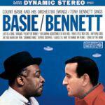 貝西伯爵與東尼班尼特(180克LP)<BR>Count Basie/ Tony Bennett - Basie Swings Tony Sings