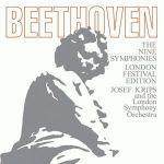 《 絕版名片 》貝多芬交響曲全集  ( 200 克 11 LPs )/ 克利普斯 指揮 倫敦交響樂團<br>Beethoven Symphonies-11 LP Box Set / Josef Krips and London Symphony Orchestra