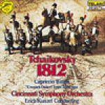 柴可夫斯基:一八一二序曲<br>艾瑞克.康澤爾指揮辛辛那提大眾管弦樂團<br>Tchaikovsky: 1812 Overture<br>Cincinnati Symphony Orchestra Conducted by Erich Kunzel