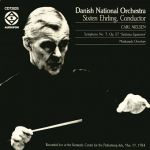 【絕版名片】尼爾森:第三號交響曲、「化裝舞會」序曲(進口版CD)<br>CARL NIELSEN: Symphony 3 (Sinfonia Espansiva), Maskarade Overtur