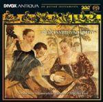 卡契尼:溫柔的嘆息 ( 雙層 SACD)<br>英佛妮琪/女高音;義大利器樂學院/演奏