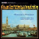 威尼斯之旅 ( 瑞士原裝進口 CD )<br>史蒂法諾.莫拉第 指揮  繆斯名家古樂團