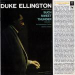 艾靈頓公爵:甜蜜雷霆 ( 180 克 LP )<br>Duke Ellington And His Orchestra‎:Such Sweet Thunder