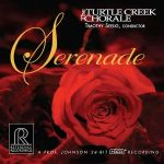 小夜曲(HDCD)(線上試聽)<br>龜溪合唱團<br>The Turtle Creek Chorale - Serenade<br>RR110