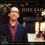 太陽之西 / 范景德,鋼琴<br> West of the Sun / Joel Fan<br>RR119