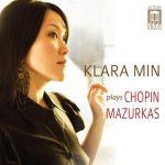 克萊拉.閔(閔裕景)演奏 蕭邦馬厝卡舞曲<br>Klara Min plays Chopin Mazurkas<br>( 線上試聽 )