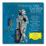 莫札特:『魔笛』精選( 180克 LP)<br> Mozart: Die Zauberflöte<br>Evelyn Lear, Roberta Peters, Lisa Otto, Fritz Wunderlich, Dietrich Fischer-Dieskau, Franz Crass<br>Berliner Philharmoniker, Karl Böhm