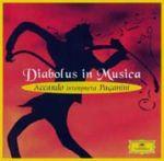 帕格尼尼:魔鬼的聲音(180 克 2LPs)<br>阿卡多演奏帕格尼尼作品精選<br>Paganini: Diabolus in Musica<br>Violin: Accardo