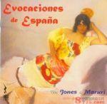 戀戀西班牙 ( 線上試聽 )<br>麥可‧凱文‧瓊斯 演奏 大提琴;奧古斯汀‧馬路里 演奏 吉他<br>Evocaciones de Espana<br>Michael Kevin Jones / cello, Agustin Maruri / guitar