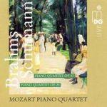 「弦端魔法」舒曼鋼琴四重奏第 47 號:布拉姆斯鋼琴四重奏第 25、60 號 ( 雙層 SACD )( 線上試聽 )<br>莫札特鋼琴四重奏 : 小提琴 - 馬克.高索尼;中提琴 - 哈特慕.羅德<br>大提琴 - 彼得.賀爾;鋼琴 - 保羅.瑞維尼斯<br>Mozart Piano Quartet - Robert Schumann /