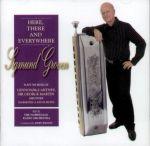 西格蒙.葛洛文:口琴披頭四(進口版CD)<br>Sigmund Groven: Here, There and Everywhere