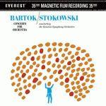 巴爾托克:管弦協奏曲 (200克LP)<br>BELLA BARTOK / CONCERTO FOR ORCHESTRA<br>史托柯夫斯基 指揮 休士頓交響管弦樂團<br>Stokowski / Houston Symphony Orchestra
