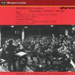 巴畢羅里指揮英國弦樂曲集(180 克 LP )<br>巴畢羅里 指揮 倫敦交響樂團<br>Sir John Barbirolli - English String Music