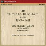 理查.史特勞斯:英雄的生涯  ( 180 克 LP )<br>畢勤 指揮 英國皇家愛樂管弦樂團<br>Richard Strauss: Ein Heldenleben (A Hero's Life)<br>Conductor: Sir Thomas Beecham / Royal Philharmonic Orchestra