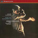 莫扎特:G 小調第 40 號交響曲、C 大調第 41 號交響曲《朱比特》(180 克 LP)<br>卡拉揚 指揮 柏林愛樂管弦樂團<br>Mozart: Symphonies No. 40 & No. 41 《Jupiter》<br>Conductor: Herbert von Karajan / Berlin Philharmonic Orchestra