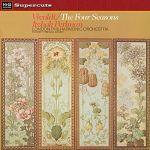 韋瓦第:四季(180 克 LP)<br>小提琴、指揮:帕爾曼 / 倫敦愛樂管弦樂團
