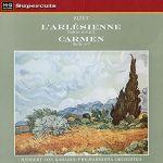 比才:阿萊城姑娘組曲第一、二號 / 卡門組曲第一號(180 克 LP)<br>卡拉揚 指揮 愛樂管弦樂團