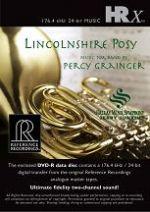 林肯郡花束(HRx數位母帶檔案)<br> 傑瑞‧瓊金 指揮 達拉斯管樂團 <br>Percy Grainger's Lincolnshire Posy <br>Dallas Wind Symphony /  Jerry Junkin<br>HR117