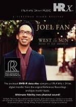 太陽之西 / 范景德,鋼琴 ( HRx數位母帶檔案 )<br> West of the Sun / Joel Fan<br>HR119