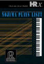 野島彈奏李斯特(HRx數位母帶檔案)<br>野島實,鋼琴<br> Nojima plays Liszt<br> Minoru Nojima, piano <br>HR25