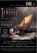 莎士比亞的暴風雨 / Shakespeare's TEMPEST<br>麥克‧史坦 指揮 坎薩斯市立交響樂團 / Works by Sullivan & Sibelius<br>Kansa City Symphony<br>Michael Stern(HRx數位母帶檔案)<br>HR115