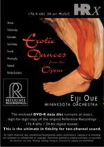 歌劇舞曲集錦(HRx數位母帶檔案) / 大植英次 指揮 明尼蘇達管弦樂團<BR>Exotic Dances From The Opera / Minnesota Orchestra / Eiji Oue<BR>HR71