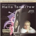 ATD 鑑聽級女聲天碟(黃金合金 CD)<br> Helen Sheppard: Hello Tomorrow (Alloy Gold)