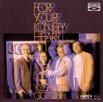 後藤芳子:獻給寂寞的心(Blu-spec CD)<br>Yoshiko Goto: For Your Lonely Heart<br>(線上試聽)