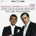 【黑膠專書 #056】顧爾德與伯恩斯坦-貝多芬:第四號鋼琴協奏曲 ( 180 克 LP )<br>Gould & Bernstein - Beethoven: Concerto No.4