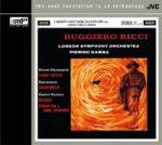 沙拉薩泰:卡門幻想曲、流浪者之歌,聖桑:哈瓦納斯舞曲、前奏與隨想迴旋曲 (XRCD24)<br>黎奇:小提琴,甘巴指揮倫敦交響樂團<br>Ruggiero Ricci: Carmen Fantasie
