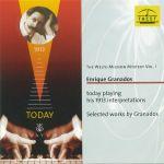 TACET139 葛瑞納多斯演奏葛瑞納多斯(180g LP)<br>Welte-Mignon紙捲鋼琴存取、史坦威D型鋼琴<br>The Welte-Mignon Mystery vol.1/Granados plays Granados