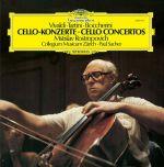 韋瓦第、塔替尼、鮑凱里尼:大提琴協奏曲(180克LP)<br>羅斯卓波維契,大提琴<br>Vivaldi, Tartini & Boccherini---Cello Concertos Rostropovich