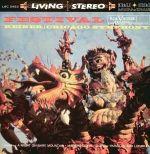 【CR 絕版名片】俄羅斯節慶( 200 克 LP)<br>萊納 指揮 芝加哥交響樂團<br>Festival / Reiner / Chicago Symphony