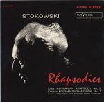 【CR 絕版名片】史托考夫斯基︰狂想曲  ( 200 克 LP)<br>Stokowski: Rhapsodies