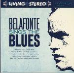 【CR 絕版名片】貝拉方堤 / 演唱藍調 ( 200 克 LP )<br>Harry Belafonte: Belafonte Sings The Blues <br>( 線上試聽 )