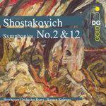 蕭士塔高維契:第二、第十二號交響曲/寇夫曼指揮波昂貝多芬管弦樂團<br>Shostakovich:Symphony No.2,No.12<br>Roman Kofman conductor Beethoven Orchester Bonn