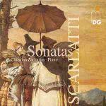 史卡拉第:鋼琴奏鳴曲集<br>Scarlatti: Sonatas<br>查哈里亞斯,鋼琴 / Christian Zacharias, piano