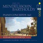 孟德爾頌「鋼琴協奏曲集」<br>Mendelssohn Piano Concertos 1 & 2, Piano Music