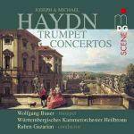 海頓兄弟「小號協奏曲」 ( CD )<br>Joseph Haydn / Michael Haydn : Trumpet Concertos