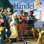 韓德爾 : 歌劇「奧瑞斯特」( 2 CDs )<br>司徒加特室內樂團<br>HANDEL / Oreste<br>Camerata Stuttgart