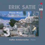 薩替:鋼琴作品集 3 <br>Erik Satie: Piano Music Vol. 3