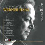 向哈斯致敬(盒裝 6 CDs)<br>Hommage À Werner Haas