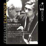 塔斯欽納:福特納與貝多芬小提琴協奏曲<br>WOLFGANG FORTNER:Violin Concerto<br>LUDWIG VAN BEETHOVEN:Violin Concerto