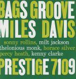 邁爾士‧戴維斯:米爾特的協調 ( LP )<br>Miles Davis & The Modern Jazz:Bags Groove