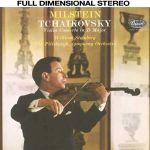 柴可夫斯基:D大調小提琴協奏曲 ( 180 克 LP )<br>米爾斯坦,小提琴<br>史坦伯格指揮匹茲堡交響樂團<br>Tchaikovsky: Violin Concerto/Milstein,Violin
