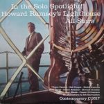 霍華‧蘭西的燈塔群星會:星光大獨奏 ( LP )<br>Howard Rumsey's Lighthouse All-Stars:In the Solo Spotlight