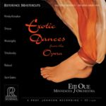 歌劇舞曲集錦 ( 200 克 LP )<br>大植英次 指揮 明尼蘇達管弦樂團<br>Exotic Dances From The Opera<br>Minnesota Orchestra / Eiji Oue<br>RM1505